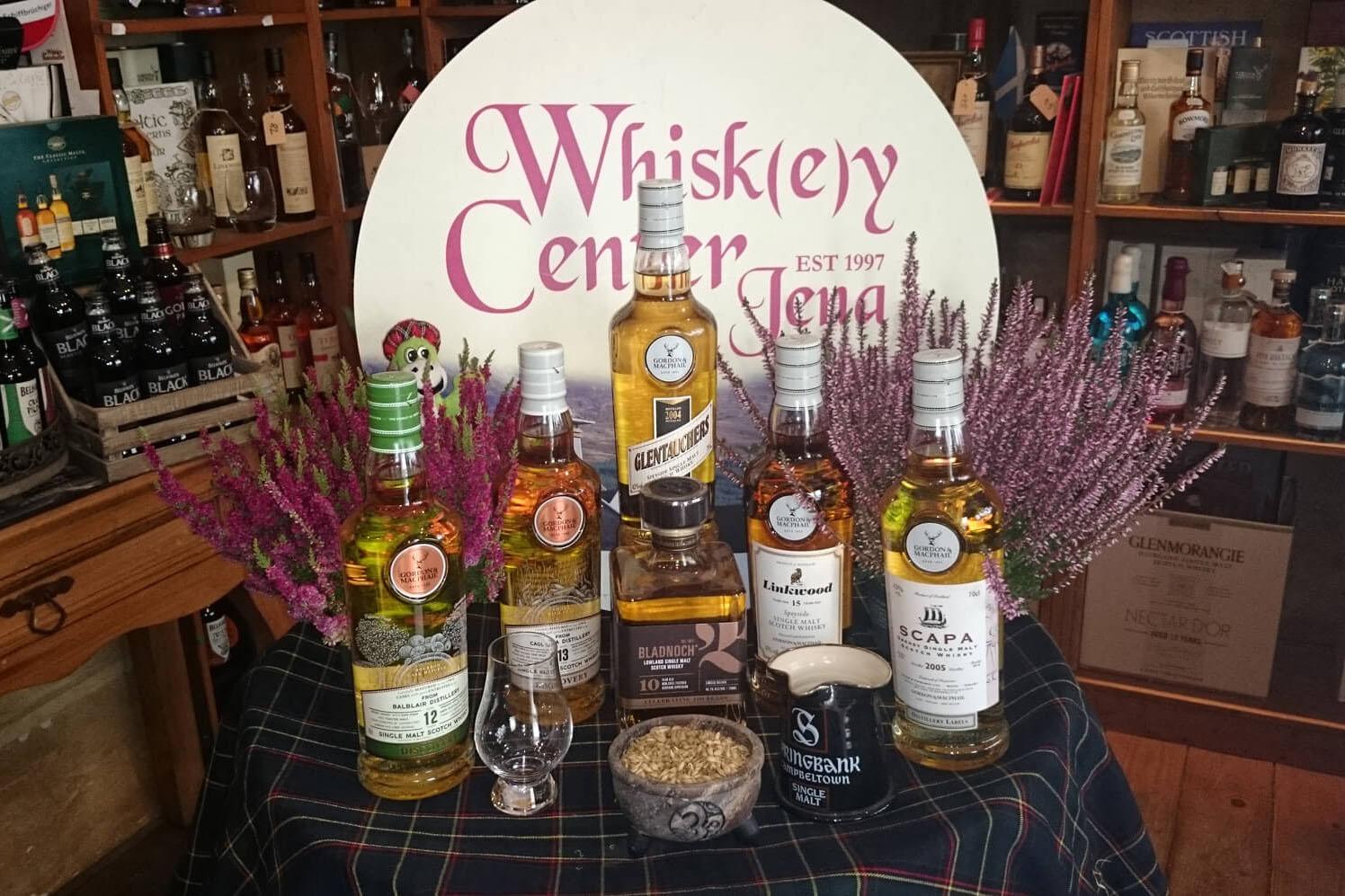 Whisky Center Jena Verkostung
